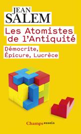 Les Atomistes de l'Antiquité