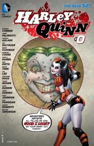 Harley Quinn (2013-2016) #0 Book Cover