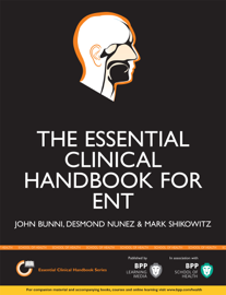 The Essential Clinical Handbook for ENT Surgery book