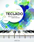 Curso prático de teclado: Método passo a passo para aprender a tocar teclado: 2ª edição Book Cover