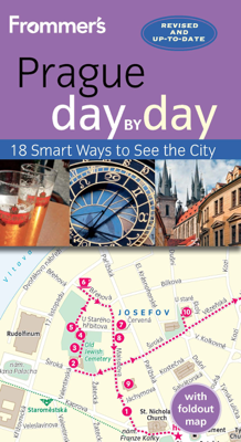 Frommer's Prague Day by Day - Mark Baker book