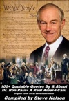 100 Quotable Quotes By  About Dr Ron Paul A Real Amer-I-Can