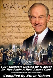 100 Quotable Quotes By About Dr Ron Paul A Real Amer I Can