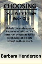 Choosing Soul Wars Trilogy Book One