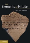 The Elements Of Hittite