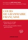 Cours De Grammaire Franaise