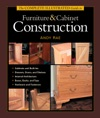 The Complete Illustrated Guide To Furniture  Cabinet Construction