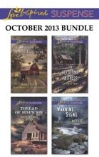 Love Inspired Suspense October 2013 Bundle