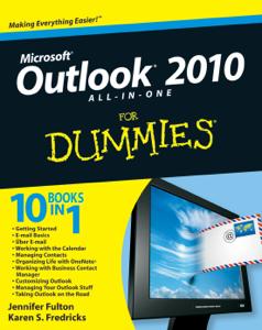 Outlook 2010 All-in-One For Dummies - Jennifer Fulton & Karen S. Fredricks