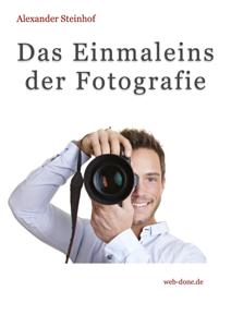 Das Einmaleins der Fotografie Buch-Cover