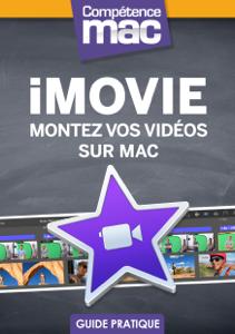 iMovie - Montez vos vidéos sur Mac Couverture de livre