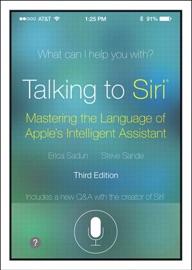Talking to Siri - Erica Sadun & Steve Sande