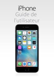Guide de l'utilisateur de l'iPhone pour iOS 9.3