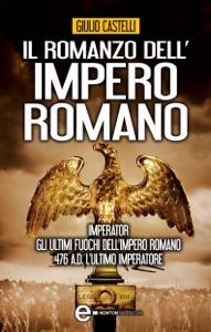 Il romanzo dell'impero romano Book Cover