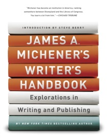 James A. Michener's Writer's Handbook PDF Download