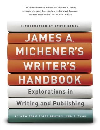 James A. Michener's Writer's Handbook PDF Download