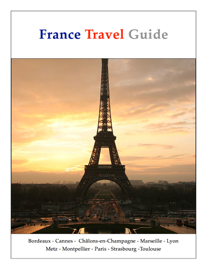 France Travel Guide book