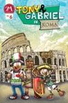 Tony  Gabriel En Roma