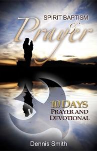 Spirit Baptism & Prayer Book Cover