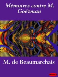Mémoires contre M. Goëzman