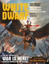 White Dwarf Issue 122: 28th May 2016 (Tablet Edition)