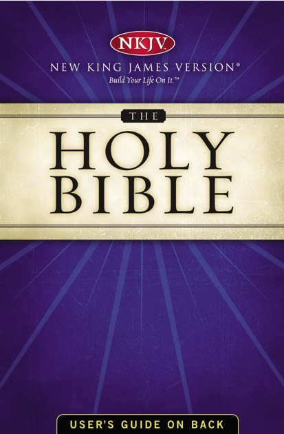 Nkjv Holy Bible Ebook By Thomas Nelson On Apple Books