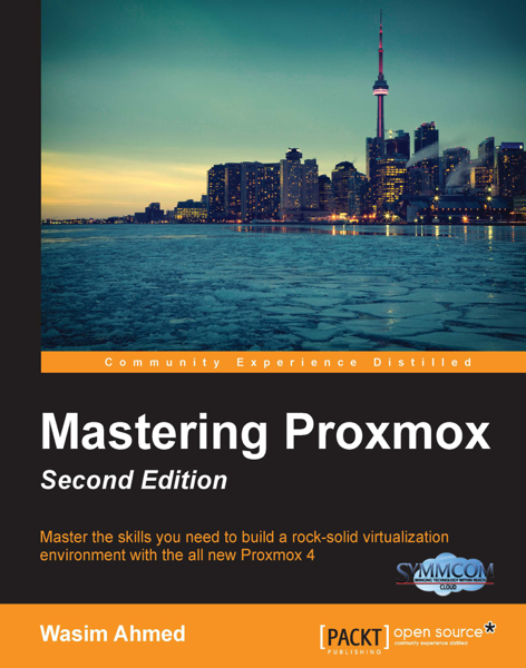 Mastering Proxmox - Second Edition