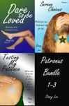Patronus Bundle 1-3 Dare To Be Loved Serene Choices And Testing My Patience