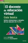 El Docente De Educacin Virtual Gua Bsica