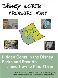 Disney World Treasure Hunt: Hidden Gems in the Disney Parks and Resorts...And How to Find Them book