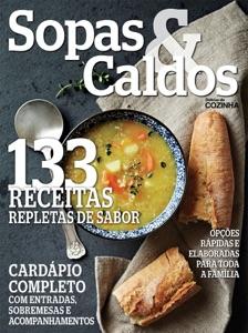 Delícias da Cozinha Ed.24 Sopas & Caldos Book Cover