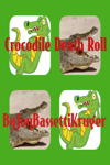 Crocodile Death Roll
