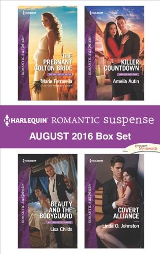 Marie Ferrarella, Lisa Childs, Amelia Autin & Linda O. Johnston - Harlequin Romantic Suspense August 2016 Box Set