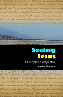 Seeing Jesus: A Disciple's Perspective