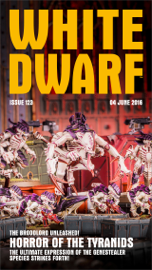 White Dwarf Issue 123: 4th June 2016 (Mobile Edition)
