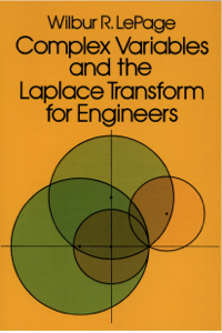 Complex Variables and the Laplace Transform for Engineers Libro Cover