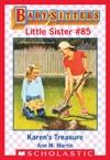 Karens Treasure Baby-Sitters Little Sister 85