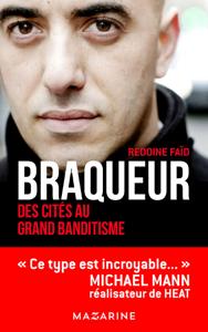 Braqueur La couverture du livre martien