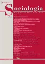 CORRUZIONE E DECLINO DELLA SOCIETà DELLA VERGOGNA (E DELLA COLPA). BREVI NOTE DI SOCIOLOGIA DELLE EMOZIONI
