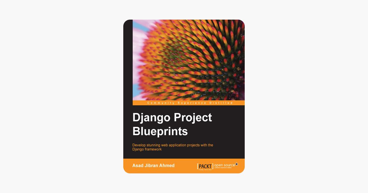 Django Project Blueprints