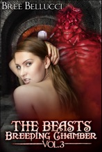 The Beast's Breeding Chamber 3 (The Overlord's Depraved Tales)