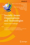 Socially Aware Organisations And Technologies Impact And Challenges