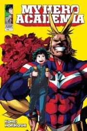 My Hero Academia, Vol. 1 PDF Download