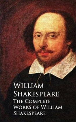 The Complete Works of William Shakespeare book cover
