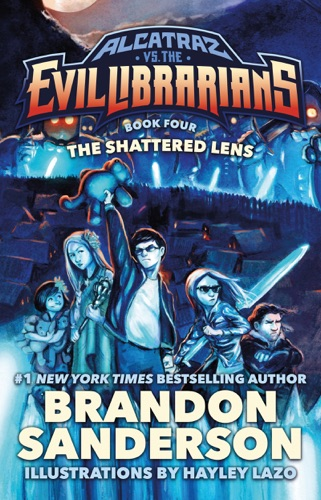 Brandon Sanderson - The Shattered Lens