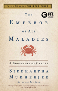 The Emperor of All Maladies Libro Cover