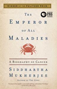 The Emperor of All Maladies Copertina del libro