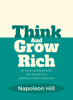 Napoleon Hill - Think and Grow Rich artwork