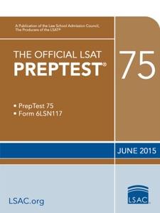 The Official LSAT PrepTest 75