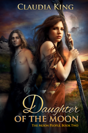 Daughter of the Moon (The Moon People, Book Two) book